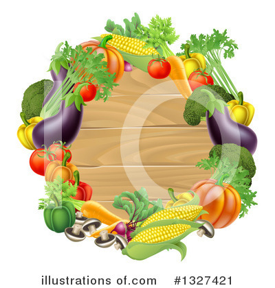 Tomato Clipart #1327421 by AtStockIllustration