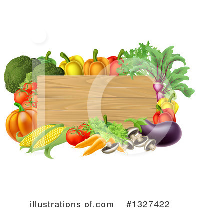 Tomato Clipart #1327422 by AtStockIllustration