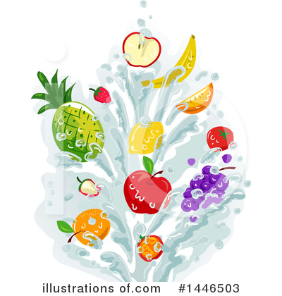 Splash Clipart #1446503 by BNP Design Studio