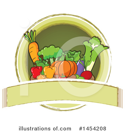 Eggplant Clipart #1454208 by Graphics RF