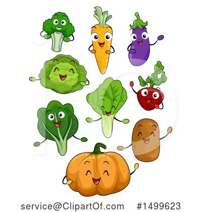Potato Clipart #1499623 by BNP Design Studio