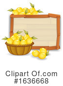 Produce Clipart #1636668 by Graphics RF