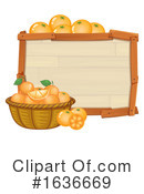 Produce Clipart #1636669 by Graphics RF