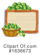 Produce Clipart #1636673 by Graphics RF