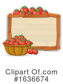 Produce Clipart #1636674 by Graphics RF