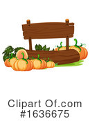 Produce Clipart #1636675 by Graphics RF