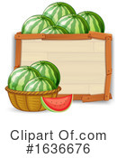 Produce Clipart #1636676 by Graphics RF