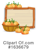Produce Clipart #1636679 by Graphics RF