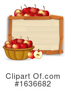 Produce Clipart #1636682 by Graphics RF