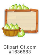 Produce Clipart #1636683 by Graphics RF