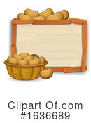 Produce Clipart #1636689 by Graphics RF