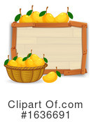 Produce Clipart #1636691 by Graphics RF