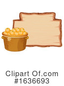 Produce Clipart #1636693 by Graphics RF
