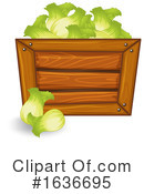Produce Clipart #1636695 by Graphics RF
