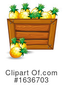 Produce Clipart #1636703 by Graphics RF