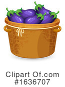 Produce Clipart #1636707 by Graphics RF