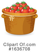 Produce Clipart #1636708 by Graphics RF