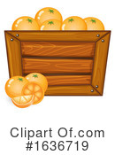 Produce Clipart #1636719 by Graphics RF