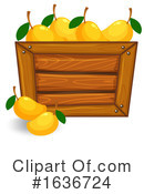 Produce Clipart #1636724 by Graphics RF