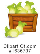 Produce Clipart #1636737 by Graphics RF