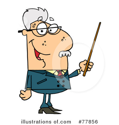 Professor Clipart #77856 by Hit Toon