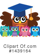 Professor Owl Clipart #1439164 by visekart