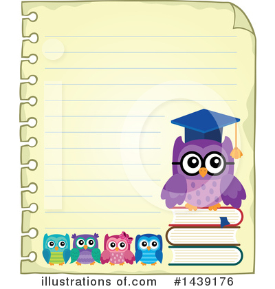 Professor Owl Clipart #1439176 by visekart