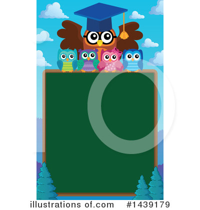 Professor Owl Clipart #1439179 by visekart