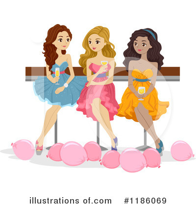 Prom Clipart #1186069 by BNP Design Studio
