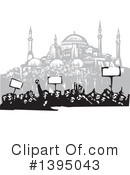 Protest Clipart #1395043 by xunantunich
