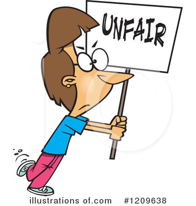 Protestor Clipart #1209638 by toonaday