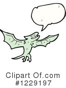 Pterodactyl Clipart #1229197