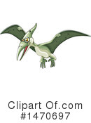 Pterodactyl Clipart #1470697 by Graphics RF