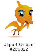 Pterodactyl Clipart #230322