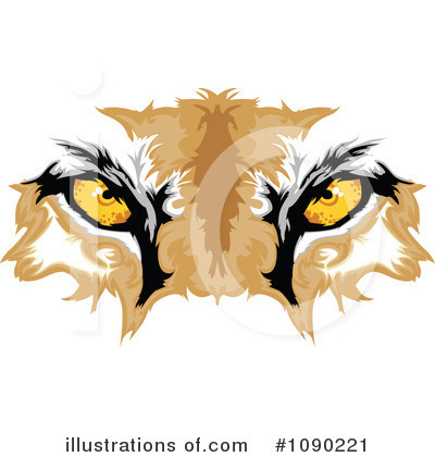 Cougar Clipart #1090221 by Chromaco