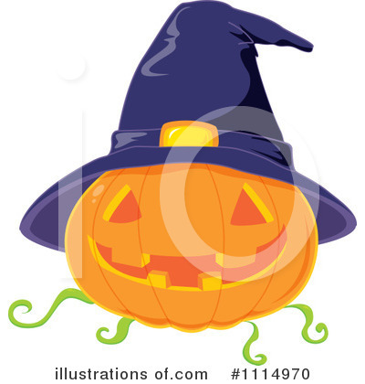 Witch Hat Clipart #1114970 by Graphics RF