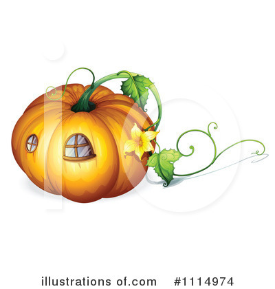 Halloween Clipart #1114974 by Graphics RF