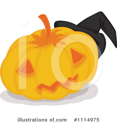 Witch Hat Clipart #1114975 by Graphics RF