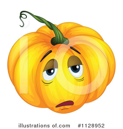 Jackolantern Clipart #1128952 by Graphics RF