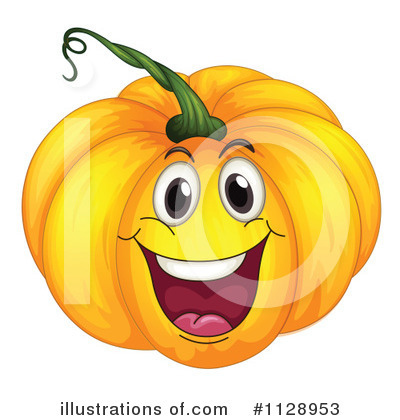 Jackolantern Clipart #1128953 by Graphics RF