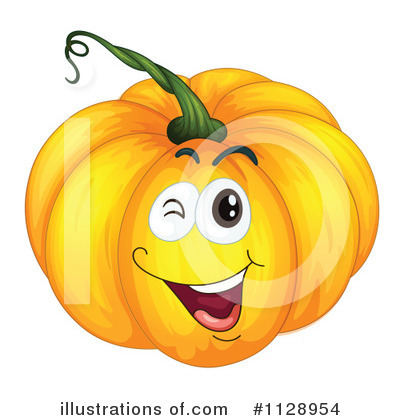 Jackolantern Clipart #1128954 by Graphics RF