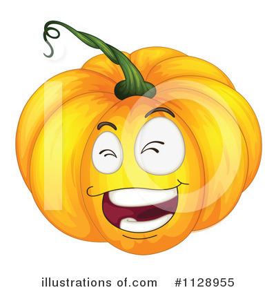 Jackolantern Clipart #1128955 by Graphics RF