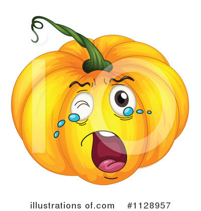 Jackolantern Clipart #1128957 by Graphics RF