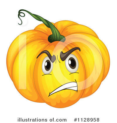 Jackolantern Clipart #1128958 by Graphics RF