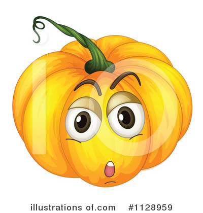 Jackolantern Clipart #1128959 by Graphics RF