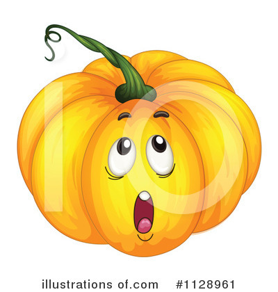 Jackolantern Clipart #1128961 by Graphics RF