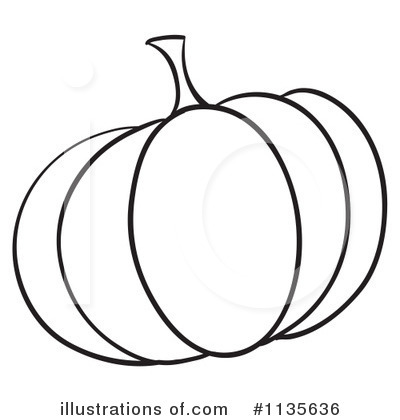 Jackolantern Clipart #1135636 by Graphics RF
