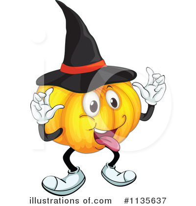 Jackolantern Clipart #1135637 by Graphics RF