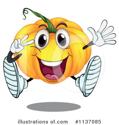 Jackolantern Clipart #1137085 by Graphics RF