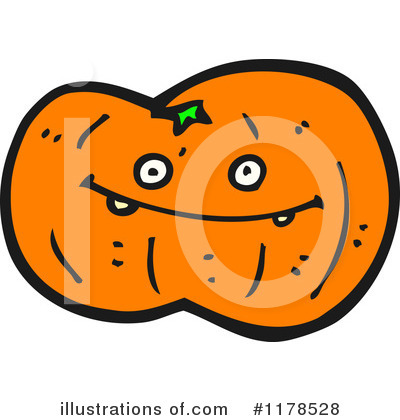 Jack-O-Lantern Clipart #1178528 by lineartestpilot